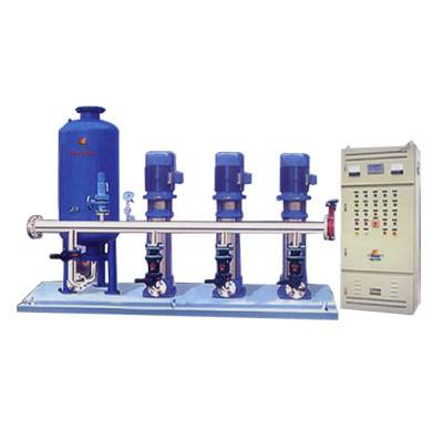 intelligent automatic frequency conversion water supply equipment
