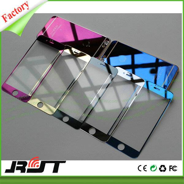 2.5D Color Screen Protector for iPhone 5 5s 9h Tempered Glass