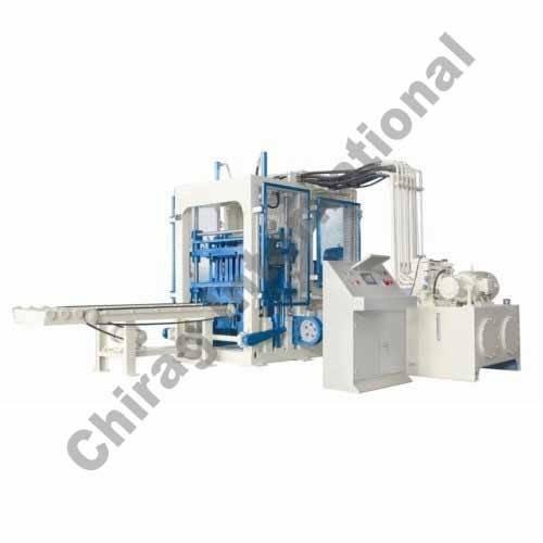 Automatic Colour Paver Block Machine
