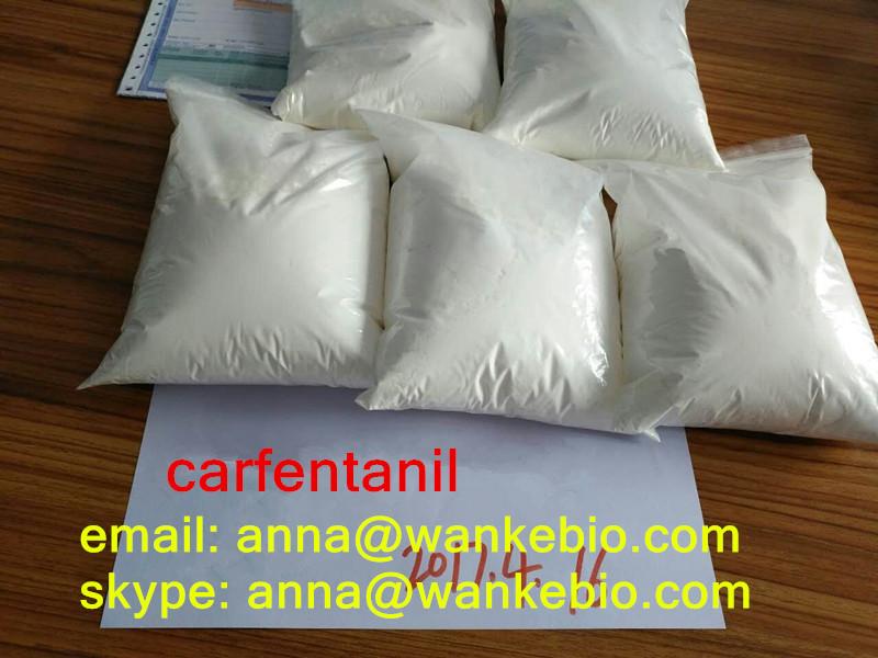 carfentanil cas no: 521-11-9 carfentanil carfentanil skype: anna @ wankebio.com fuef maf