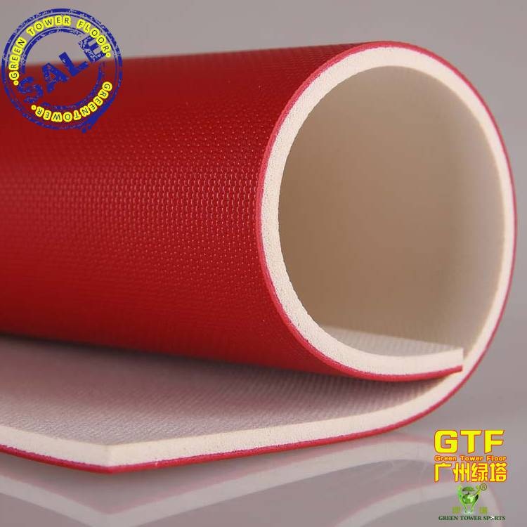 PVC Sports Flooring for Indoor Table Tennis