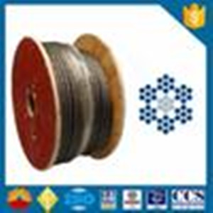 6X7 Wire Rope API-9A Certificates