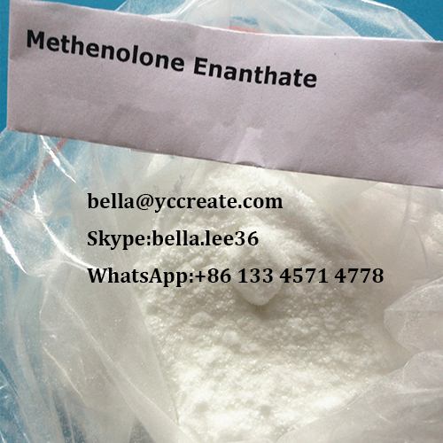 Dihydrotestosterone Anabolic Steroid Methenolone Enanthate Primobolan Depot
