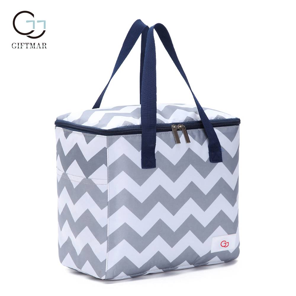New products fancy fashion picnic cooler bag, bulk cooler bag