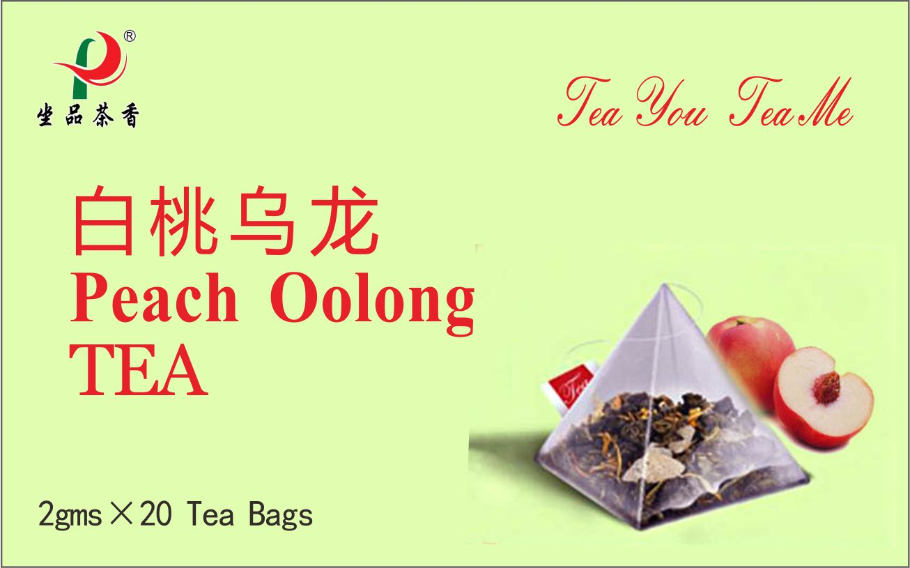 Chinese Healthy Peach Oolong Tea bag