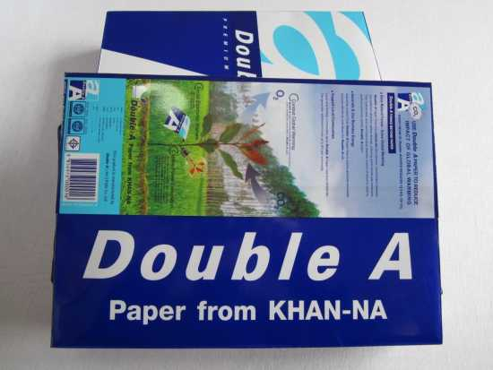 Double A Copy Paper: A4 Copy Paper Manufacturers & Suppliers 80gsm 75gsm 70gsm 90gsm