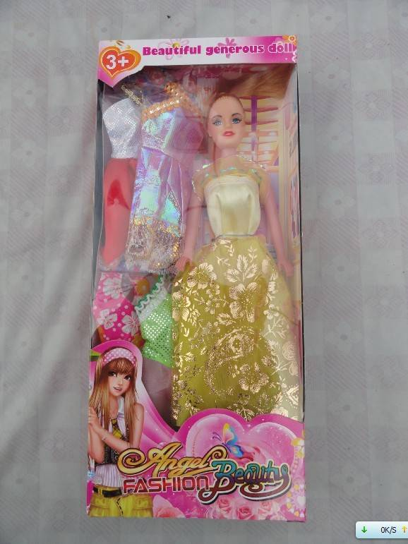 11.5INCH Hollow barbie dolls
