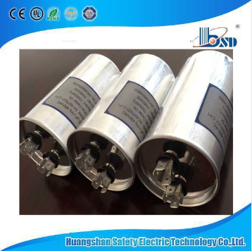 CBB65 Running Capacitor with Explosion Protection, Oilf Filled, Film Capacitor
