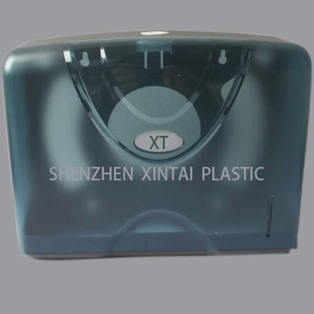 plastic tissue box