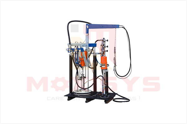 Pneumatic Sealant Sealing machine