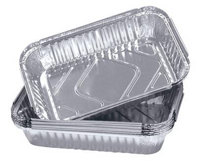 Aluminum Foil Container 8389