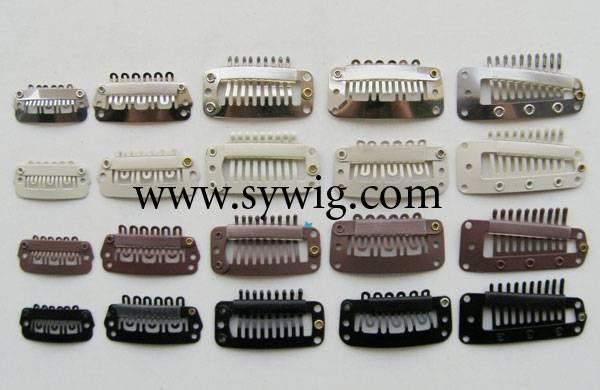 hair clips/ clips/ clamp/gripper/ wig clip/ toupee clip/sanp clip