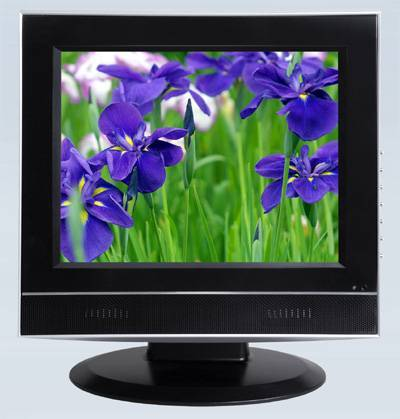 HD LCD TV in China