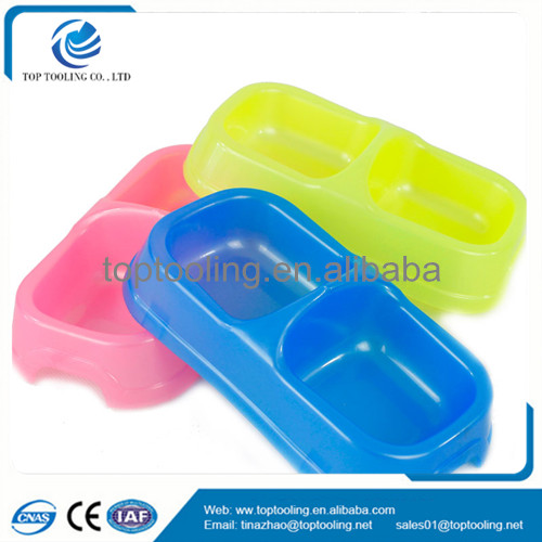 High quality pet feeding bowls injection mold