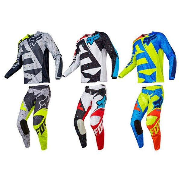 Factory Wholesale Racing Motocross Clothing Motorcycle Printing Clothes