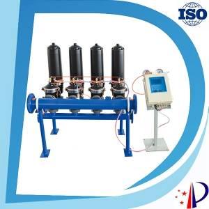 disc filtration system-3 inch Endogenous 4-Unit System