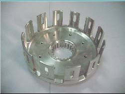 CNC Turning and milling Motorcycle Clutch Parts