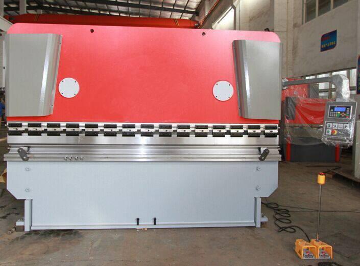 WF67Y/K hydraulic press brake/ sheet metal bending machine