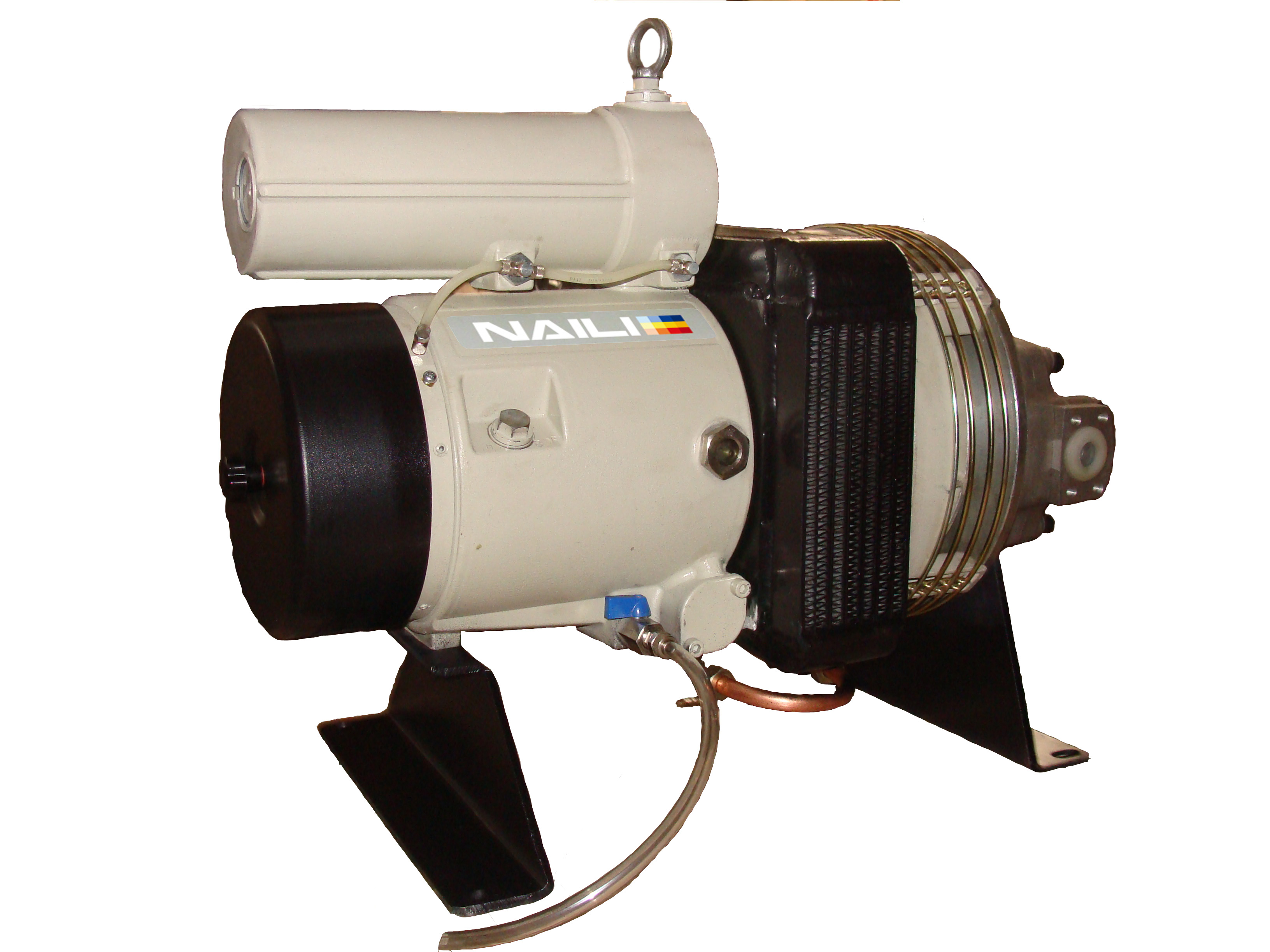 Mining Industrial NAILI Rotary Vane Air Compressor