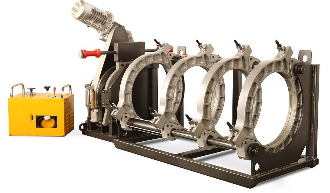 Semi-Automatic Butt Fusion Machine--Advanced Series