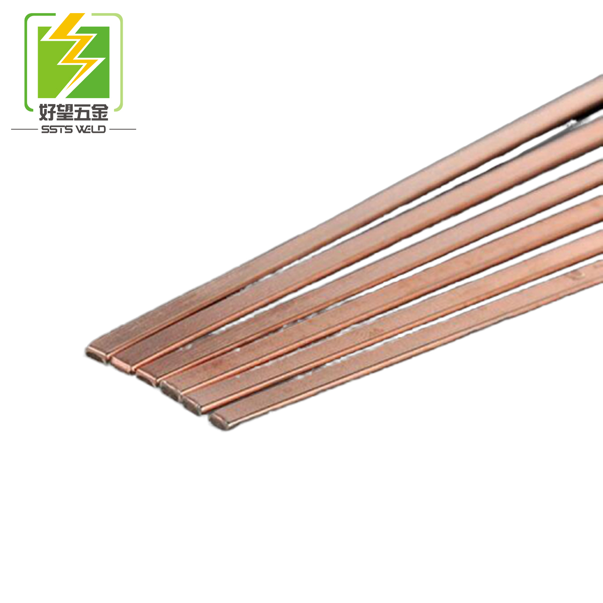 15% Silver Phos/Copper brazing alloy rod welding rod/wire