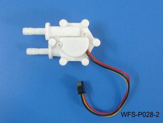 High temperature flow sensor WFS-P028-2