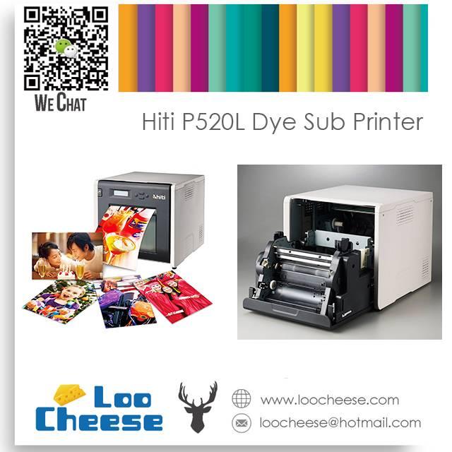 Hiti Dye Sub Printer Hiti P520L