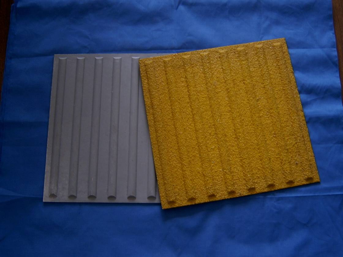 FRP Pultruded stair tread Profiles For Construction Structure
