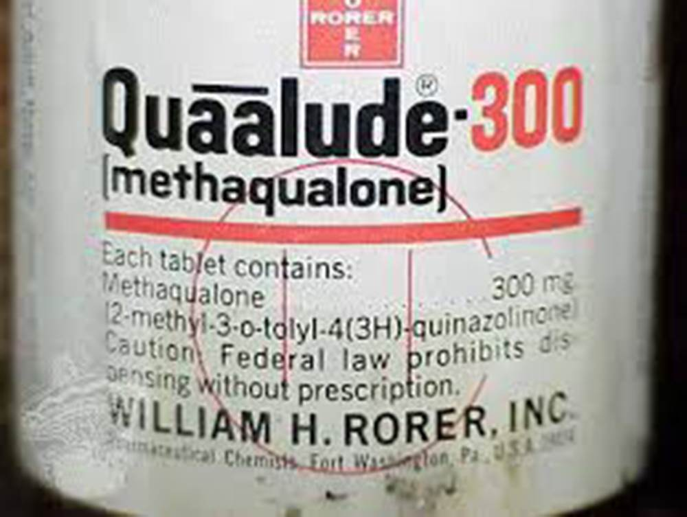 Barbiturate Dexedrine Quaaludes300mg