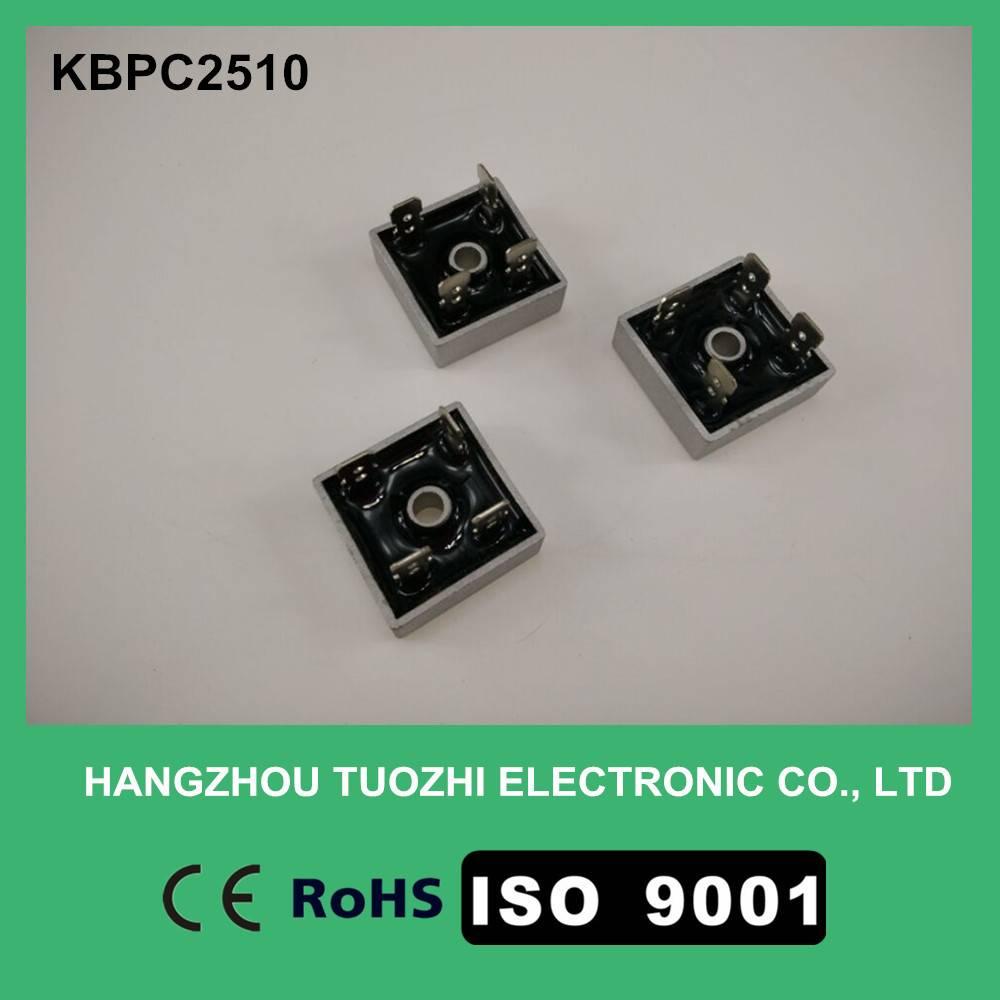 Single phase bridge rectifier 4pins KBPC2510