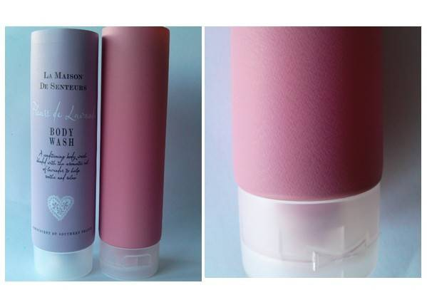 manufacture 200ml body lotion plastic cosmetic round tube packing