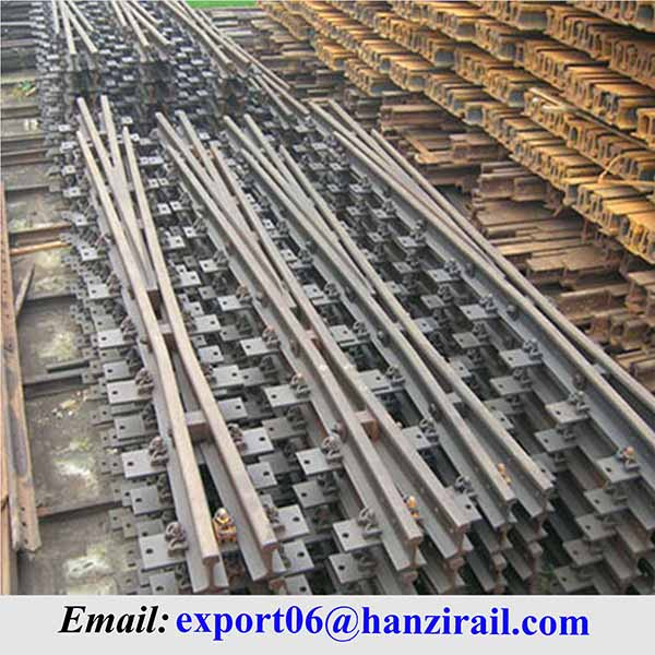 Railway Accessories Turnout For Train