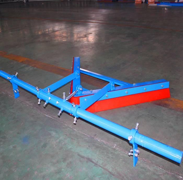 Return Cleaner with PU Scraper for Belt Conveyor