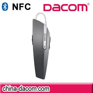 Dacom New arrival S008 in ear bluetooth stereo 4.0 headset with NFC