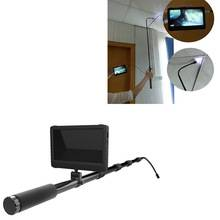 "NEW! 1080 HD Telescopic Waterproof Inspection camera DVR System with 3.5mega pipe camera, 7"" HD moni"