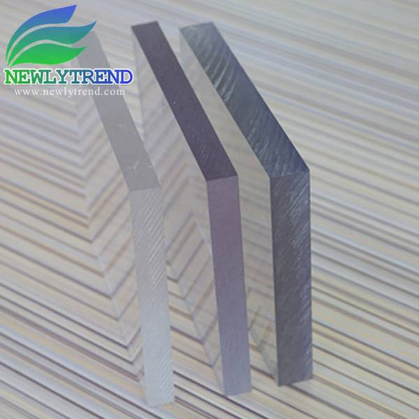China Engineering Grade Polycarbonate PC Sheet