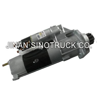 Howo truck engine parts VG1560090007 STARTOR for sale