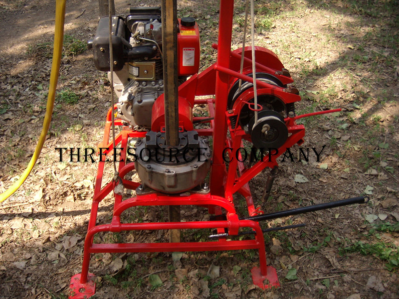 Man portable driling rig TSP-30
