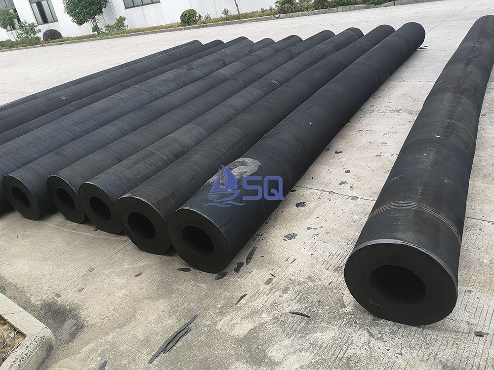 China Cylindrical Type Rubber Fender