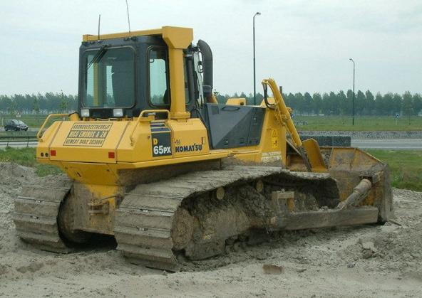 Komatsu New/Used bulldozer D65