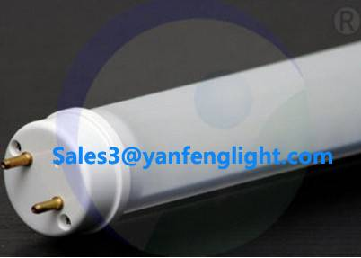 T8 LED Tube Lighting, Round Shape Lamp