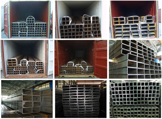 construction, machinery, container, vehicle SQUARE STEEL HOLLOW SECTION