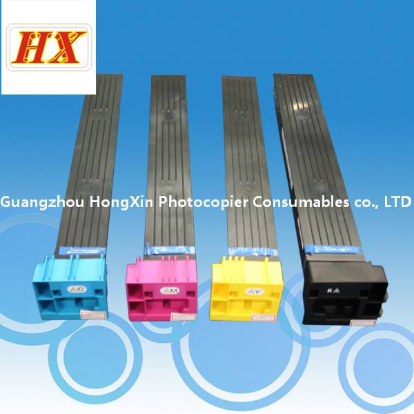 Color Toner Cartridge for Konica Minolta TN611 Bizhub C650/C550/C451
