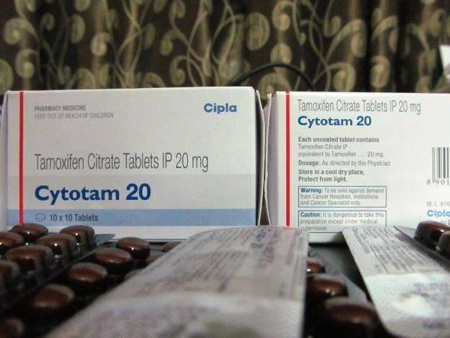 Tamoxifen Citrate100 mg