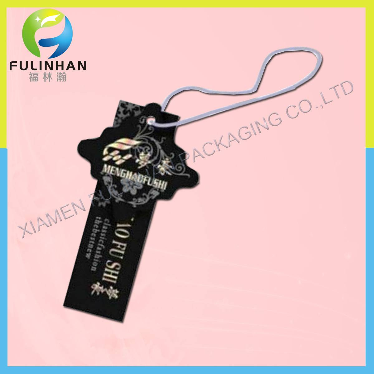 China made Garment tags