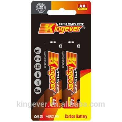 1.5V AAA SUM-4 R03 carbon zinc battery