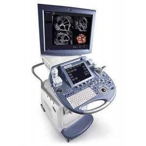 Voluson E8 Expert BT08 Ultrasound Machine
