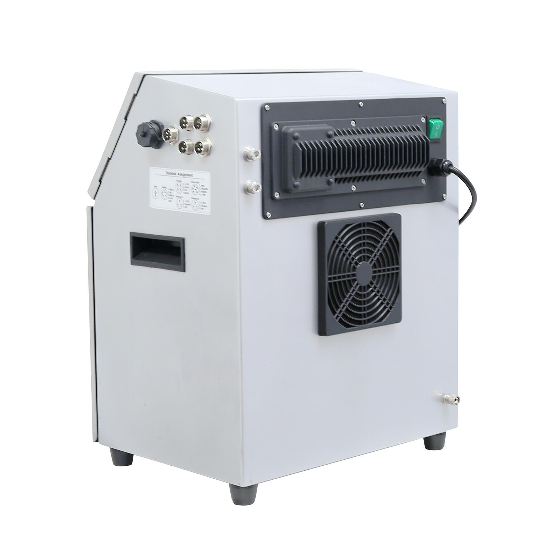 Label Expiry Date CIJ Inkjet Printer Cheap Coding Machine