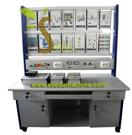PLC Teaching Equipment PLC Educational Equipment For Polytechnics Technical School