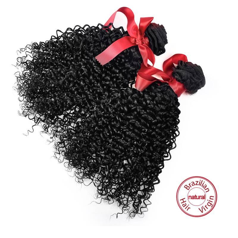 Evet Extensions 5A Grade Brazilian Unprocessed Remy Hair
